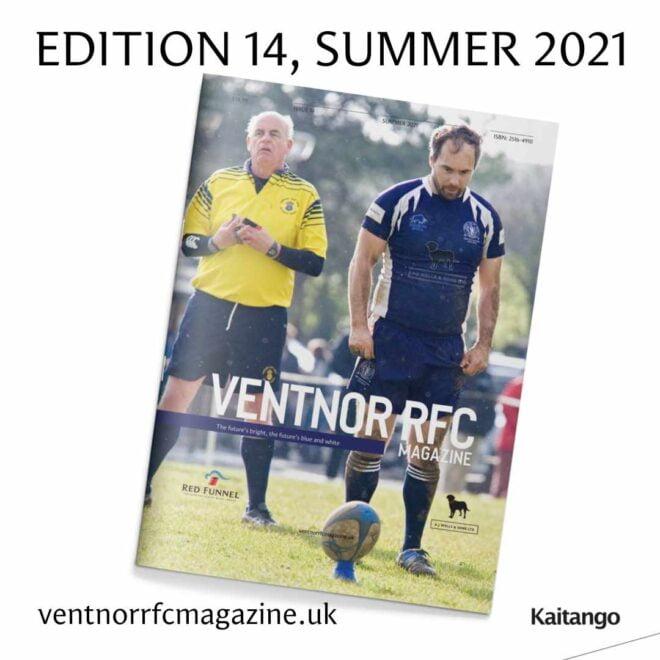 Ventnor rfc magazine spring 21 mockup 1080